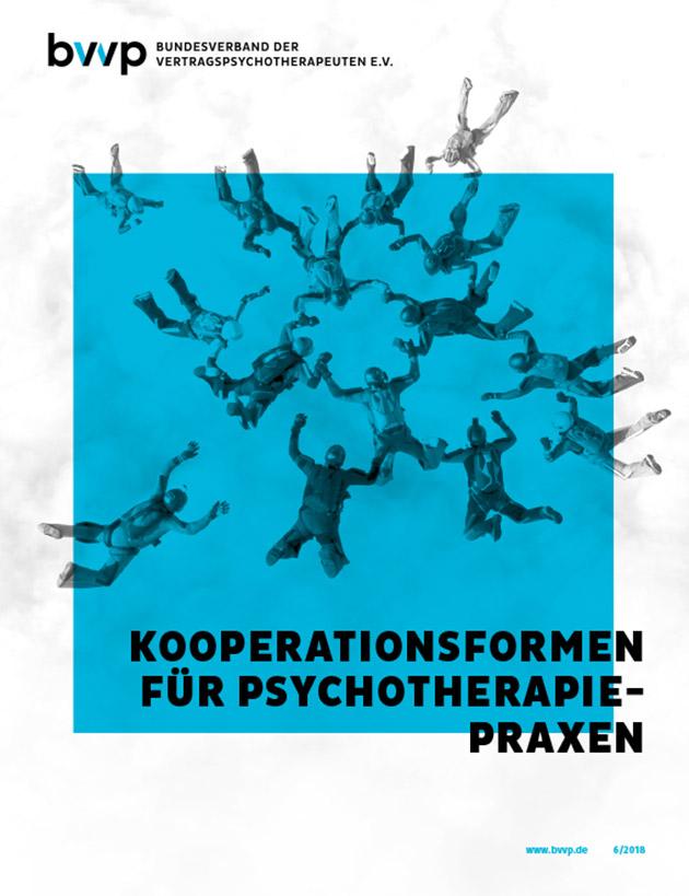 Kooperationsformen für Psychotherapeutische Praxen